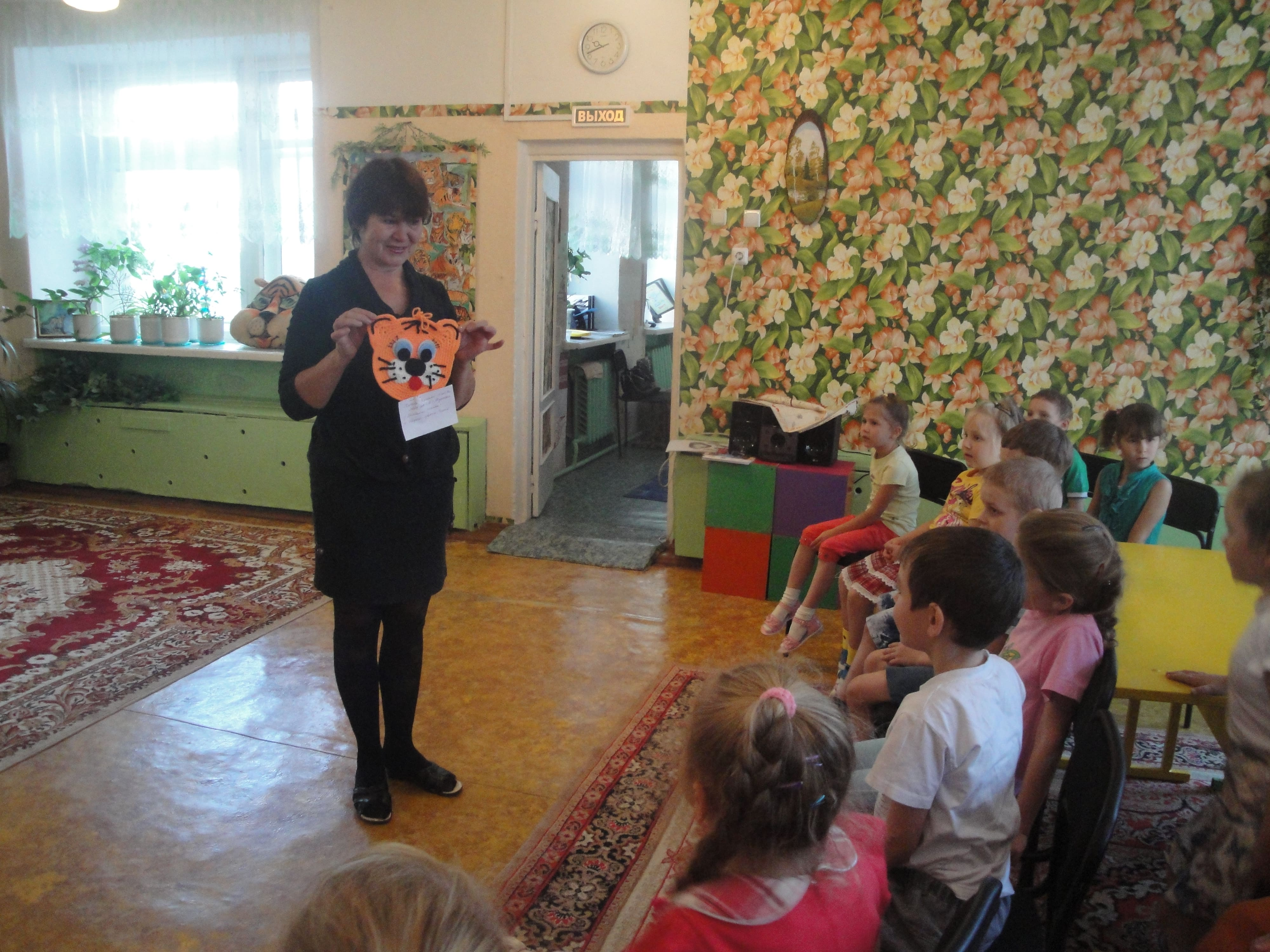 Lessons at eco-centre in Luchegorsk, Pozharsky district / (с) Phoenix Fund